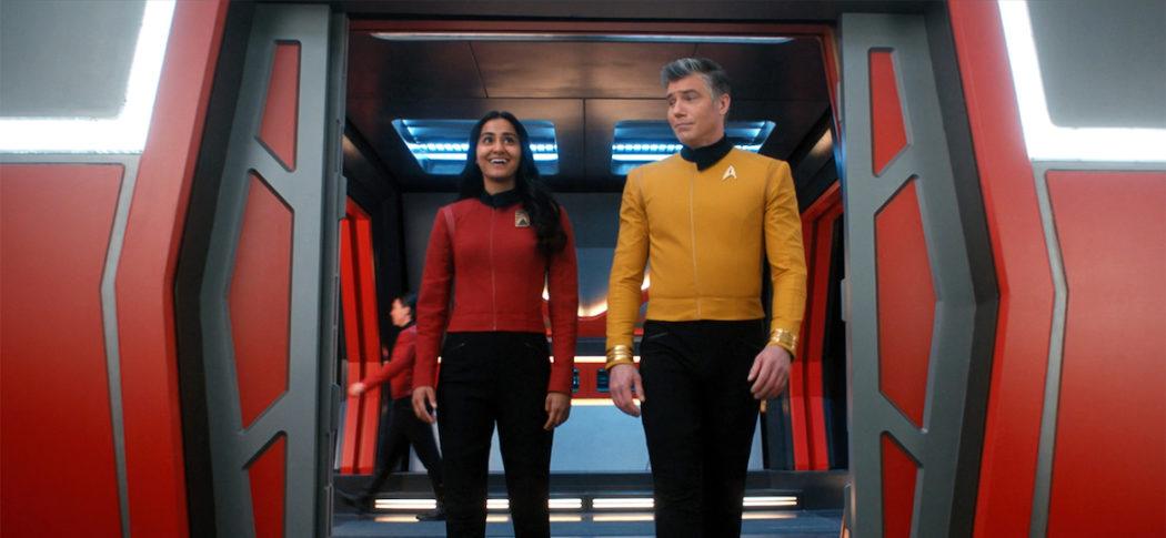 Star Trek Strange New Worlds and Diversity