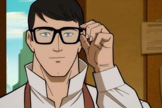 Darren Criss as Clark Kent