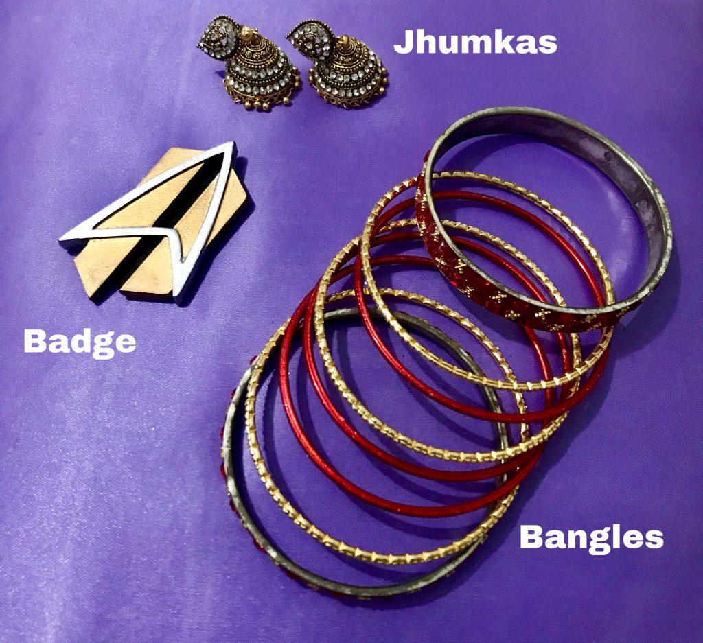 Captain Crusher accessories
