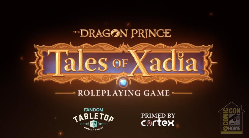 The Dragon Prince RPG