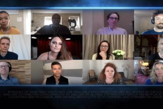Star Trek Virtual Panel SDCC 2020