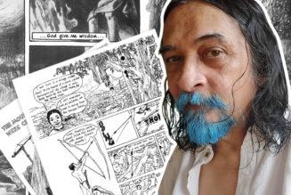 River of Stories by Orijit Sen