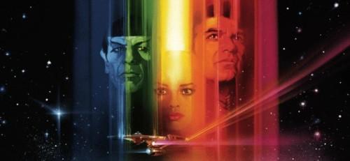 Star Trek TMP poster by Bob Peak