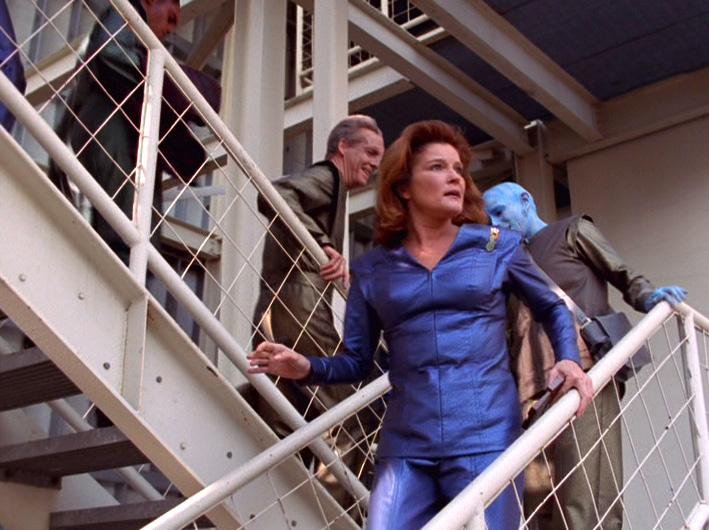 """""""Workforce, Part One,"""" Star Trek Voyager"""