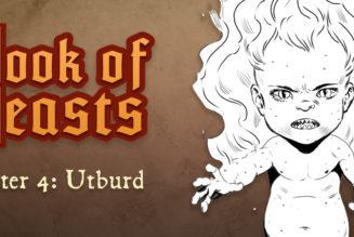 Book of Beasts: Utburd