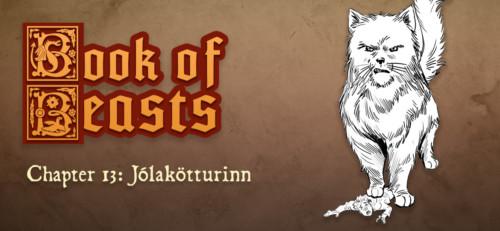 Book of Beasts: Jólakötturinn