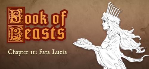 Book of Beasts: Fata Lucia