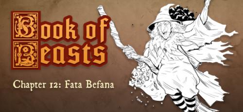 Book of Beasts: Fata Befana