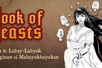 Lubay-Lubyok Mahanginun si Mahuyokhuyokan is a Visayan Goddess of the Night Breeze from Philippine folklore.