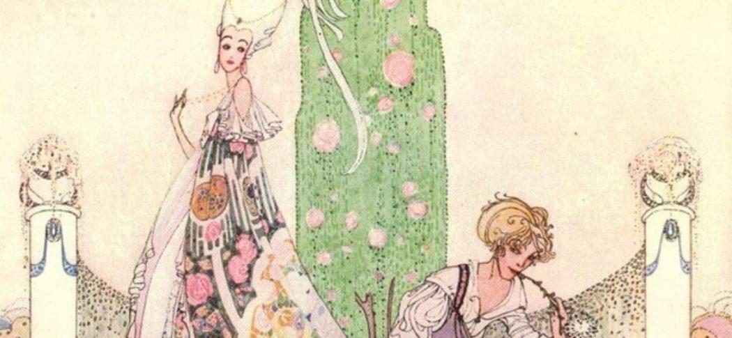 Fatas by Kay Nielsen (1912)